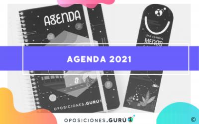 Consigue ya tu agenda de Gurú Oposiciones