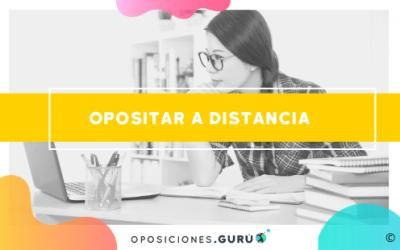 Listado de oposiciones que puedes estudiar de forma online