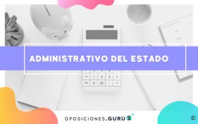 Empieza YA a prepararte para Administrativo del Estado con el método de Gurú Oposiciones
