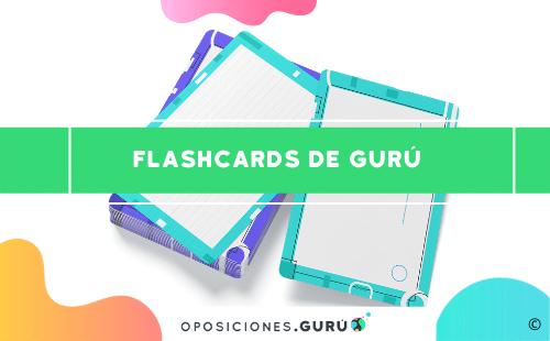 flashcards-oposiciones
