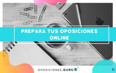 Crece la demanda de plataformas online para la preparación de oposiciones